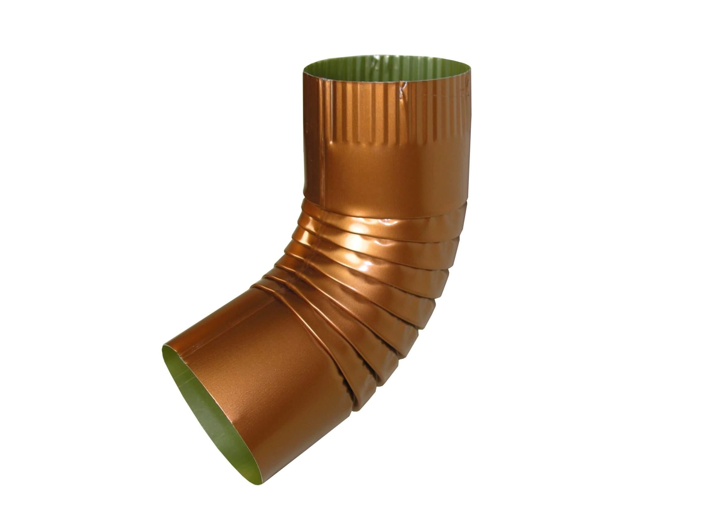 Copper Gutter Drain Pipe